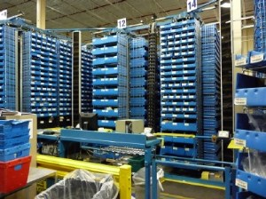 Warehouse Carousel System