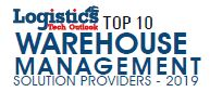 Top Ten Warehouse Management Providers Award